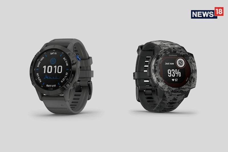 Garmin Extends Solar-Powered Smartwatch Lineup with New Instinct, fenix 6 Solar