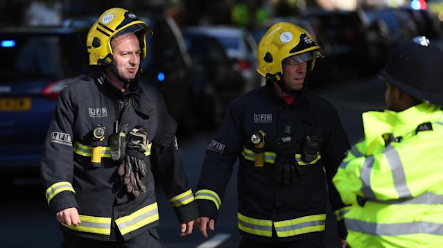 UK Officials Say Trump's 'Speculation' On London Tube Attack Is 'Unhelpful'