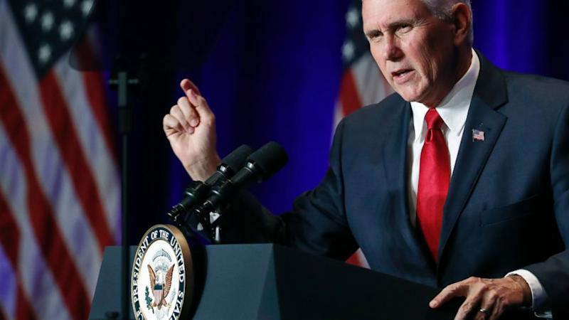 Mike Pence: We Are Focused On Trump Re-Election In 2020