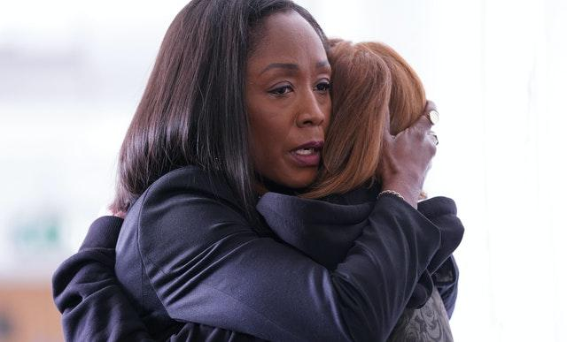 Denise Fox played by Diane Parish