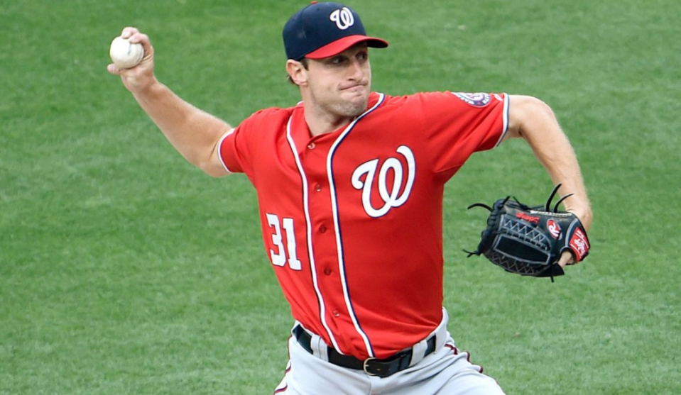 Max Scherzer was a curious value in this year's Yahoo F&F Draft