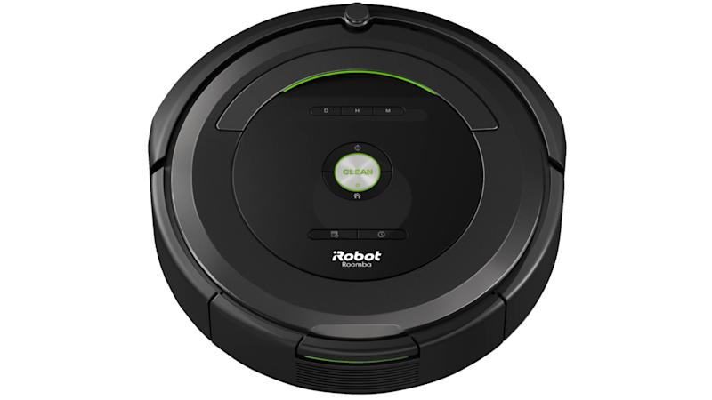 Roomba by iRobot 680 Robot Vacuum. (Photo: Walmart)