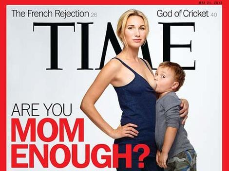 On Nursing a Toddler: Why that TIME Magazine Mom Could Have Been Me