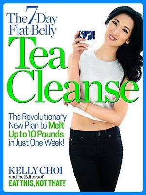 7-Day Flat Belly Tea Cleanse by Kelly Choi