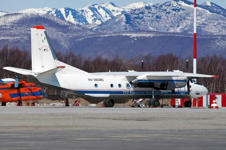 The An-26 was flying from Kamchatka's main city of Petropavlovsk-Kamchatsky to the coastal town of Palana when it disappeared
