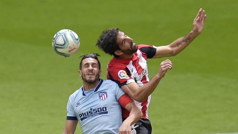 Koke fears for Atletico Madrid's Champions League hopes after record 13th Liga draw