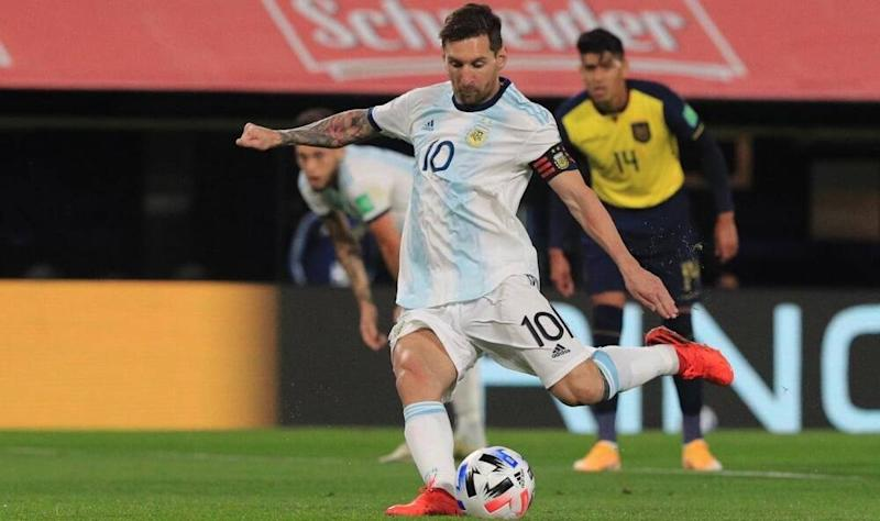 Lionel Messi Hurls Abuses at Marcelo Martins Moreno & Others After Argentina Registers 1-2 Win Against Bolivia During 2022 FIFA World Cup Qualifiers (Watch Video)