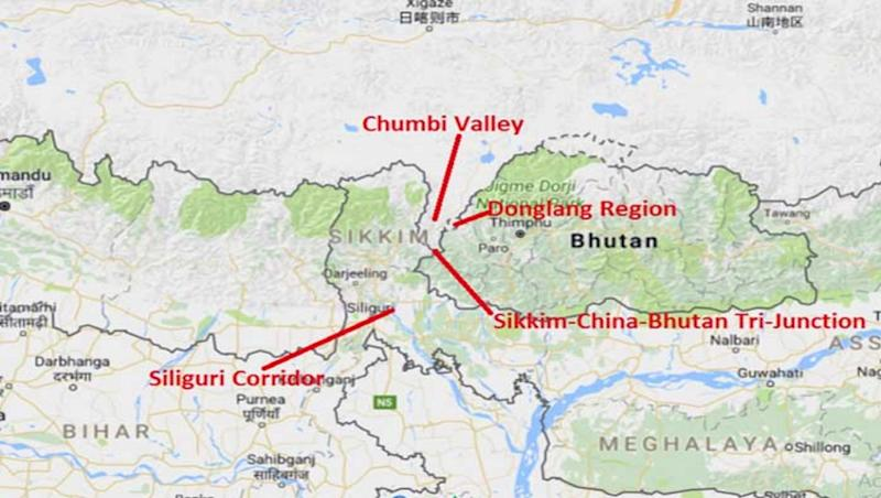 Now, U.S. Confirms: China Has Quietly Resumed Its Activities in Doklam Area