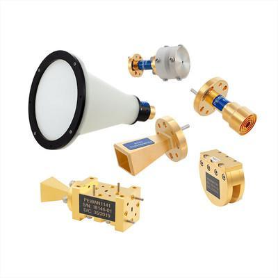 Pasternack Expands Millimeter-wave Waveguide Antenna Product Line