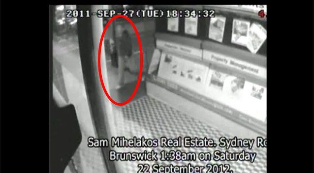 Adrian Bayley seen on Sydney Road. Source: 7 News