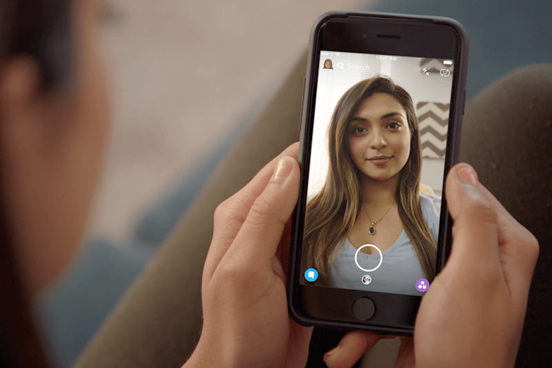 Snapchat now uses speech recognition to animate your face