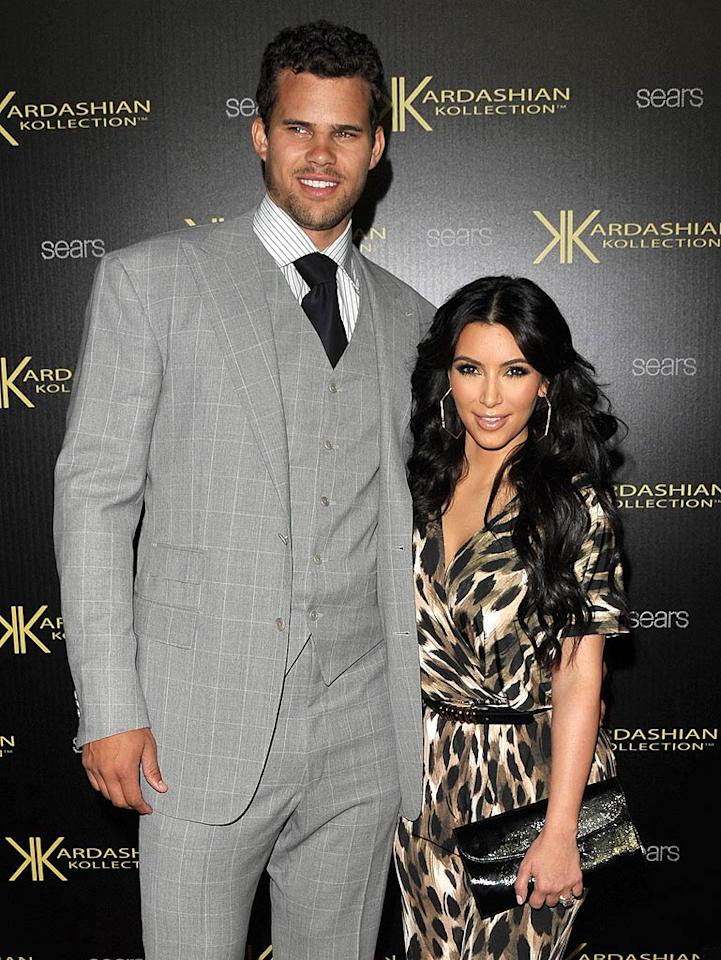 "While their 72-day marriage was short -- even by Hollywood standards -- the lead up to the August 20 nuptials between NBA player Kris Humphries and reality star Kim Kardashian was over the top! The ""Keeping Up With the Kardashians"" diva was conveniently trailed by paparazzi as she went through months of dress fittings, cake tastings, and other errands while she planned the big day. But almost as soon as the couple's two-part TV special ""Kim's Fairytale Wedding"" could air, Kim filed for divorce. Let's hope she enjoyed the day, which reportedly cost about $10 million!"