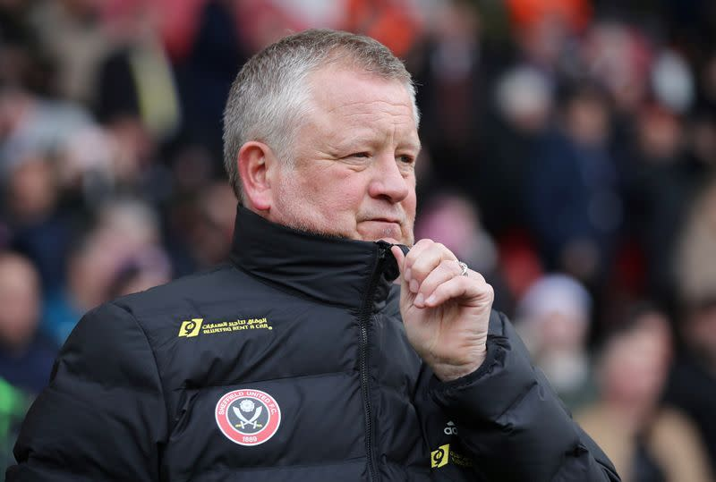 Wilder eyes another signing as Blades face high expectations