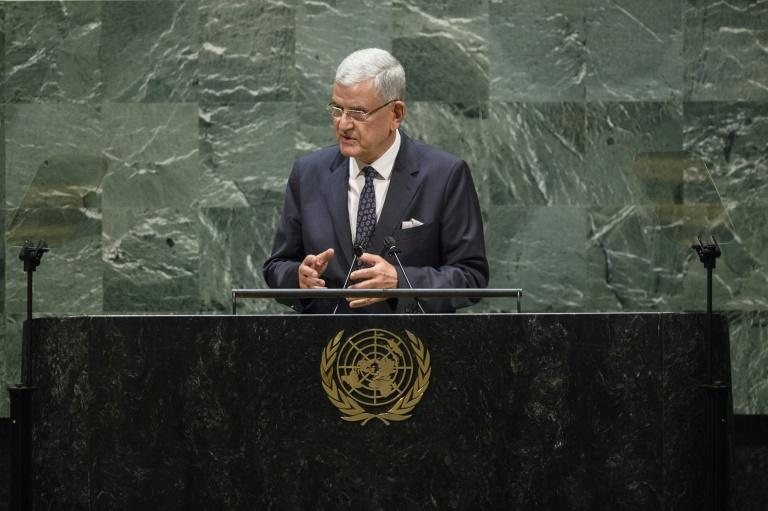 Volkan Bozkir, president of the 75th session of the United Nations General Assembly, says he has been snubbed by Bill de Blasio, mayor of the UN's host city New York