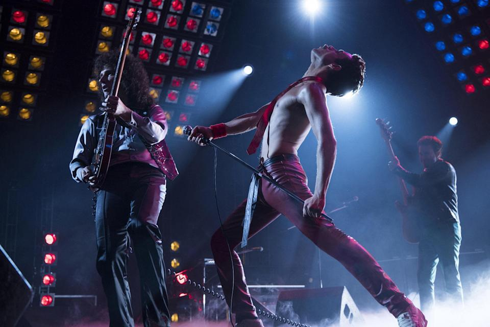 Bohemian Rhapsody has been criticised for its factual inaccuracies