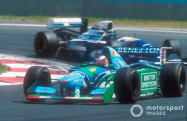 "1994 French Grand Prix <span class=""copyright"">LAT Images</span>"