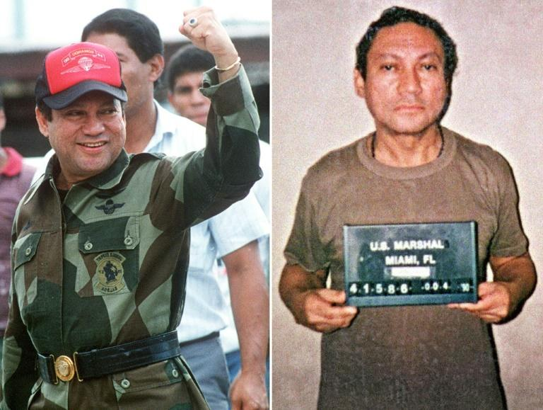 Noriega, onetime ally of U.S, spent his final decades in jail