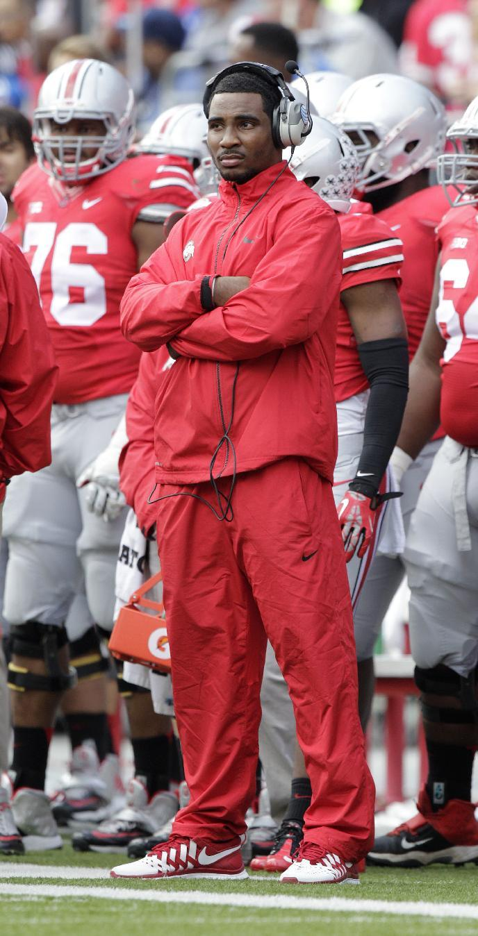 Meyer says No. 5 Buckeyes are ready without Miller