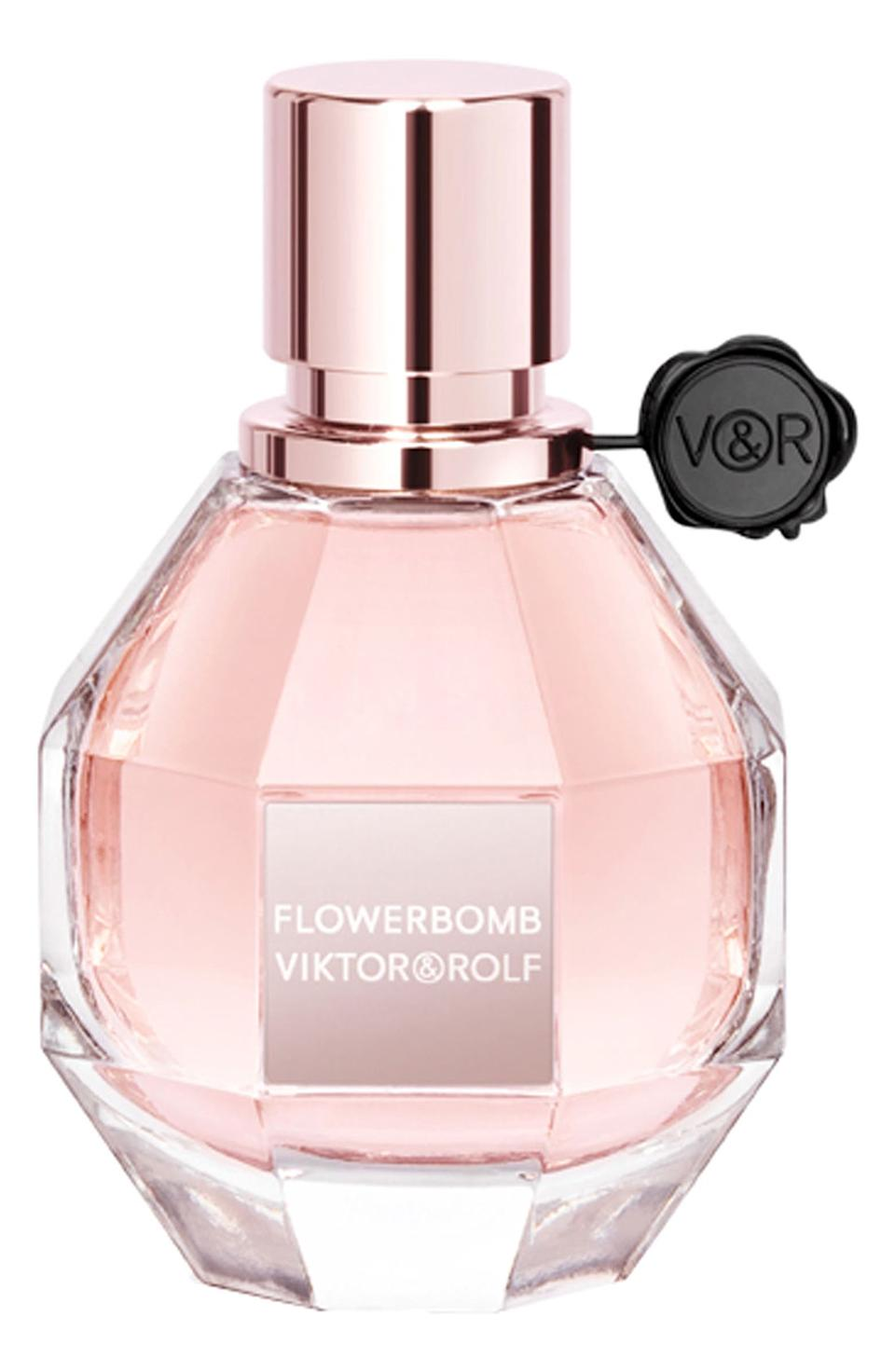 Flowerbomb Eau de Parfum Fragrance Spray is on sale at Nordstrom during the Beauty and Fragrance sale, from $55.