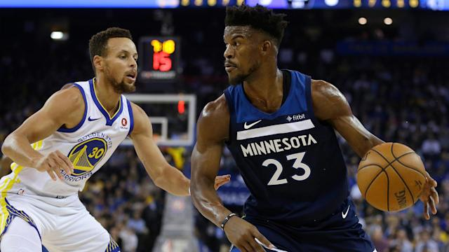 <p>One year after the Timberwolves traded for Jimmy Butler in an attempt to get a silver medal behind the Warriors in the West, it's all crashing down.</p>