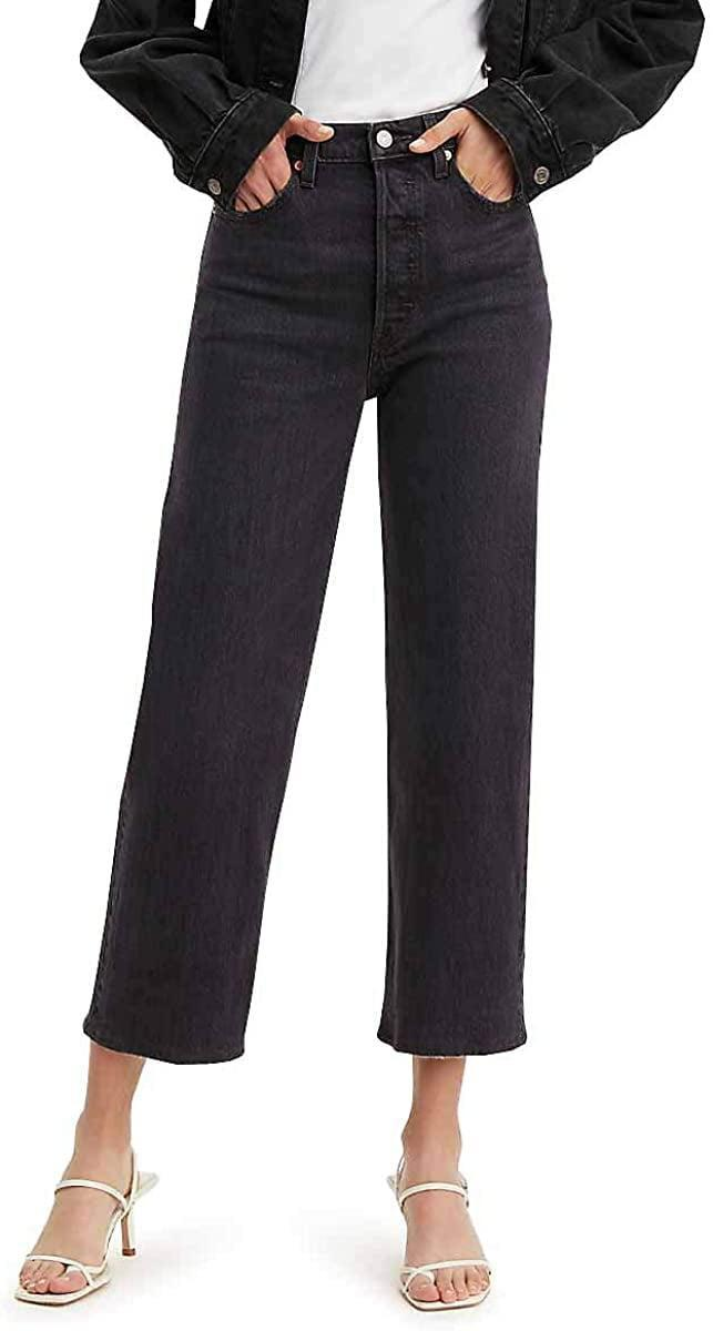 <p>These <span>Levi's Premium Ribcage Straight Ankle Jeans</span> ($74 - $108) are worth the investment, because you'll wear them for years to come.</p>