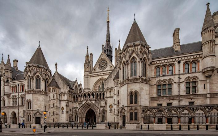 The Court of Appeal unanimously ruled that the policy was unlawful because it led to 'a real risk of denial of access to justice' - David Bank