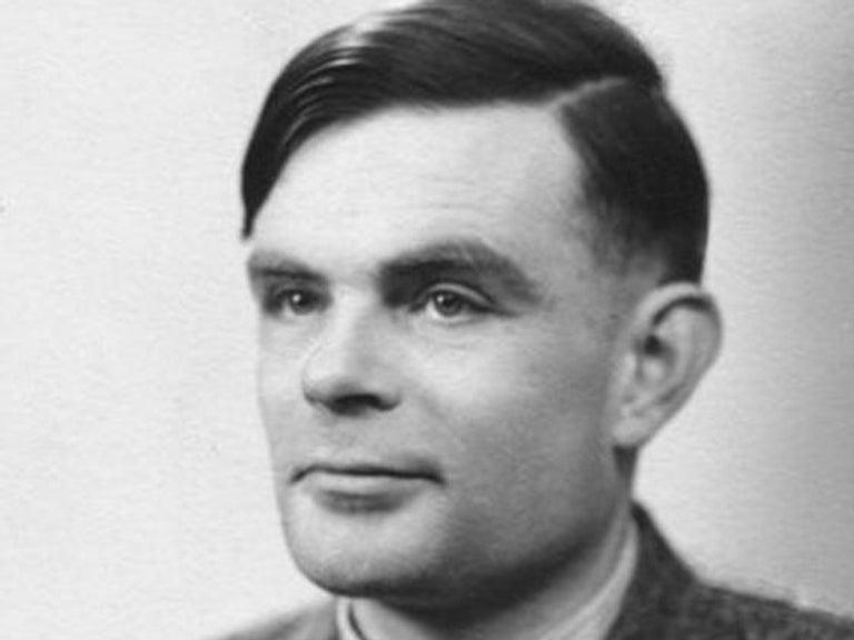 "When he was just nine years old, Alan Turing's headmistress at St Michael's Primary School in Hastings wrote a report to his parents. ""I have had clever boys and hard-working boys,"" she noted. ""But Alan is a genius.""If anything, her words turned out to be an understatement.The man who will appear on the new £50 note was one of the most gifted scientists, mathematicians and thinkers of his – or any other – age.Among his achievements were developing the theoretical underpinning of the world's first computers and laying the groundwork for the development of artificial intelligence.His most famous work cracking the fiendishly complex Nazi Enigma Code during the Second World War is said to not only have turned the conflict in favour of the Allies but done so with such significance that it shortened the whole thing by several years.Some military historians estimate Turing's genius saved as many as two million lives.[[gallery-0]] Yet his life would end in tragedy. After reporting a burglary at his Manchester home in 1952, police charged Turing himself with gross indecency when he admitted, in good faith, that he was in a relationship with another man.He was chemically castrated, barred from continuing to work with GCHQ and had his heroism during the Second World War all but scrubbed from records. He died two years later, aged just 41 and a convicted criminal, after eating an apple laced with cyanide.Now, exactly 65 years on, his appearance on the banknote will perhaps be seen as the completion of a rehabilitation that should never have been necessary.Turing was born in London in 1912.His headmistress in Hastings was not the only teacher who saw his potential. The word ""genius"" was also used in a report from his secondary, Sherborne School in Dorset, when he was 13.After studying mathematics at the University of Cambridge, he went onto acquire his PhD at Princeton University, in New Jersey in the US.It was while there that he developed the notion of a ""universal computing machine"" which could solve complex calculations. This would become known as the Turing machine, an invention largely seen as the father of the digital computer.He returned to Britain at the outset of war in 1939 and joined GCHQ, leading a team of codebreakers at the now famous Bletchley Park complex in Buckinghamshire.There, he and his team managed to mimic the operations of the infamous German Enigma machine to break its codes. Crucially, the information provided allowed the Allies to locate German U-boats, giving them a significant strategic advantage at sea, thus, turning the war in the Allies' favour.Other Nazi codes were cracked too, leaving vast quantities of the enemy's communications open to the Allies.""We were using Turingery [a code-breaking technique] to read what Hitler and his generals were saying to each other over breakfast,"" explained Jerry Roberts, a one-time captain at Bletchley Park, in 2012.Postwar, Turing's fascination with computers led him Manchester University where he produced his most famous paper Computing Machinery and Intelligence, in which he devised what he called the Imitation Game – now named the Turing Test – a method to determine whether a machine showing behaviour can truly be called intelligent.It was also here that he started to explore the homosexual identity he had largely – though far from entirely – kept hidden until then.A relationship with a 19-year-old called Arnold Murray was to lead to his downfall following the burglary in 1952.Murray told Turing that he knew the thief's identity, which Turing passed on to detectives. They, however, took it on themselves, under Victorian anti-homosexuality laws, to charge Turing and Murray for gross indecency.Apparently scarred by the conviction – and his resulting chemical castration – Turing is said to have laced an apple with cyanide and eaten half of it in 1954.It was not until 2009 that the British government apologised for his treatment, and not until 2013 that he was pardoned by the Queen.Yet his legacy now appears assured for all time.As well as statues in Bletchley Park and Manchester (fittingly, located halfway between the city's gay village and the university's science department) and his place on the new £50 note, a more subtle tribute may be seen by millions of us every day: although Steve Jobs never confirmed the theory, it is widely believed that Apple was named partially in tribute to Turing – fighter of Fascism and father of the computer age."