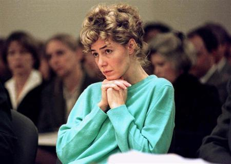 FILE PHOTO 14NOV97 - Mary Kay LeTourneau, a former teacher imprisoned for having sexual relations wi..