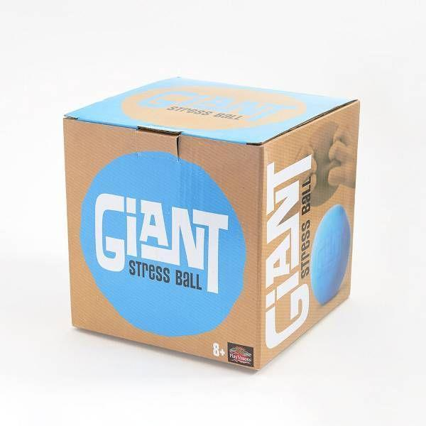"<p>This giant, bright blue stress ball comes in a lovely gift-able box and is a great gift to give your permanently anxious boss. (And maybe one for yourself, too!)</p> <br> <br> <strong>Paper Source</strong> Giant Stress Ball, $15.95, available at <a href=""https://www.papersource.com/gifts/giant-stress-ball-10001592.html"" rel=""nofollow noopener"" target=""_blank"" data-ylk=""slk:Paper Source"" class=""link rapid-noclick-resp"">Paper Source</a>"