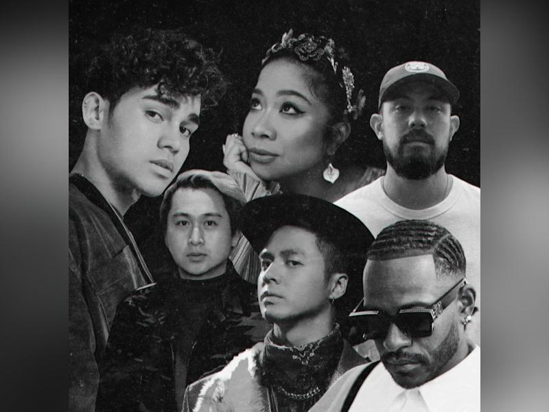 """RISE"" is a cross-cultural song by Malaysian, Filipino and American artistes."