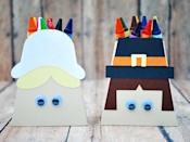 """<p>Keep small kids busy at dinner with pilgrim-shaped treat boxes, perfect for holding crayons or pre-turkey nibbles.</p><p><em><a href=""""http://apumpkinandaprincess.com/2012/11/pilgrim-treat-boxes.html"""" rel=""""nofollow noopener"""" target=""""_blank"""" data-ylk=""""slk:Get the tutorial at A Pumpkin and a Princess »"""" class=""""link rapid-noclick-resp"""">Get the tutorial at A Pumpkin and a Princess »</a></em> </p>"""