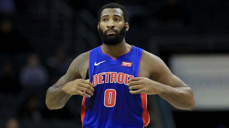 NBA trade rumors: Pistons discussing Andre Drummond deal with Hawks, other suitors