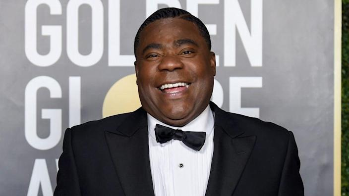 Tracy Morgan apologizes after mispronouncing 'Soul' at Golden Globes