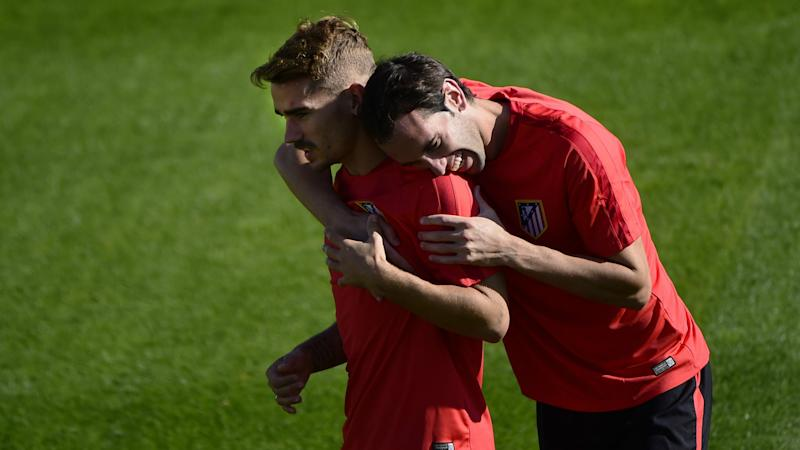 Can Antoine Griezmann pull one over his 'friend' Diego Godin when Barcelona host Inter Milan?