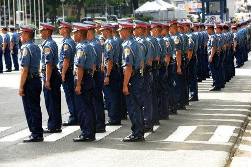The police in the Philippines are struggling to fight off widespread perceptions of corruption