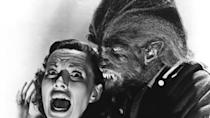 <p><strong><em>I Was a Teenage Werewolf</em></strong></p><p>A hypnotherapist uses a teenage boy as a test subject for a new serum that turns him into a werewolf.</p>