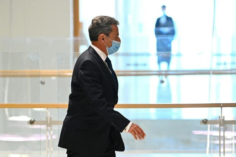 Sarkozy served one term as president, from 2007-2012.