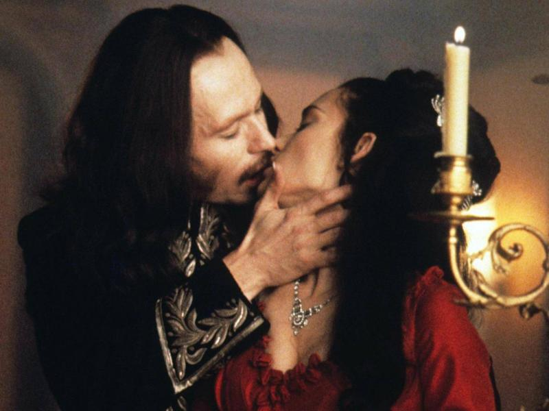 Gary Oldman and Winona Ryder in Bram Stoker's Dracula (Moviestore Collection/Rex/Shutterstock)