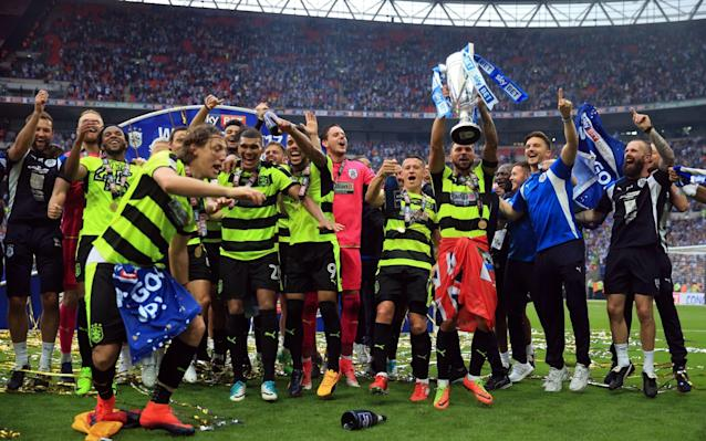 The Championship play-offs are a cruel world. The hard work of a 46-game season is put on the line over the course of a two-legged semi-final and then a winner-takes-all final at Wembley at the end of May. For the winners, the prize is the glitz and the glamour of the Premier League. For the losers, it's all the way back to square one and at least one more year in the second tier. So what factors have decided the winners of the play-offs in recent years, and based on those facts, which of this years contenders - Fulham, Aston Villa, Middlesbrough and Derby - should we expect to triumph? League position It would make sense that the team finishing in third place - the highest position outside the automatic promotion spots - would be the best team and therefore the favourites to win the play-offs. Championship - last 10 years Indeed, over the last 10 years, the team finishing third has won the Championship play-offs on five occasions, and the team finishing sixth has only won it once - Blackpool doing so in 2010. In the last seven years, the third-placed team has gained promotion four times, giving a 57 per cent success rate. So the best team over 46 games tends to triumph in the play-offs, giving Fulham an advantage this time around. Form/momentum So often it is said that teams are best off going into the play-offs on a good run of recent form rather than having played well consistently over the entire season. A late storming run up the table to sneak into the play-offs is usually seen as the best preparation, but that could not be further from the truth. Over the past five seasons, the play-off team picking up the most points in their final 10 games has only been promoted once. What's more, in that time, the team that has gained the fewest points in their final 10 games has been promoted twice. Crystal Palace won the 2013 play-offs despite winning only one of their final 10 matches of the regular season Credit: getty images Crystal Palace won just one game and gained