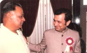 This Day 25 years ago with FPJ: Chavan's faux pas