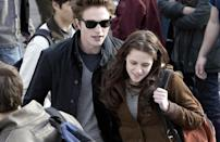 """The 'Twilight' star has found her life partner in her feline friend, a Bengal named Max. She told PEOPLE in 2010 just how strong her relationship with Max is - so much so that she compared it to the Bella and Edward romance. She said: """"I'm obsessed with my cat. We have a really strong, really weird co-dependent, almost Bella/Edward relationship."""" Predicting her future, she continued: """"I'm going to be a crazy cat lady one day, I'm sure"""""""
