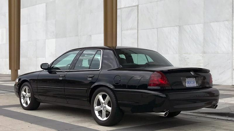 BaT 2003 Mercury Marauder