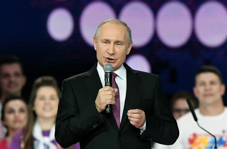 Russian President Vladimir Putin will stand for re-election next year