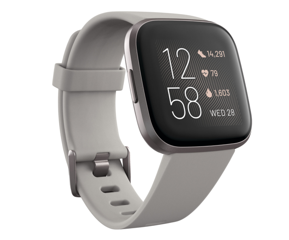 Fitbit Versa 2 40mm Smartwatch. Image via Best Buy.