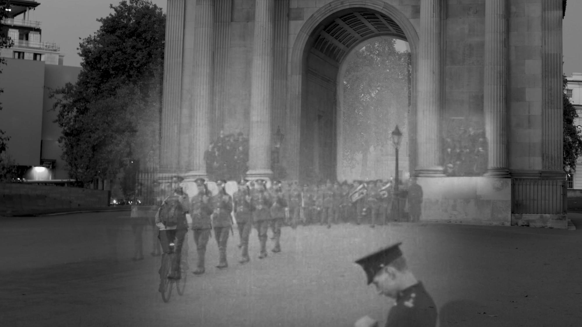 Military Wives Choirs re-record hymn sung at burial of Unknown Warrior