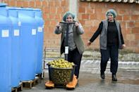 In Kosovo, views about women in the workplace have evolved since the post-war days, particularly in urban areas