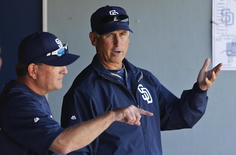 Padres get prime-time stage in opener vs Dodgers