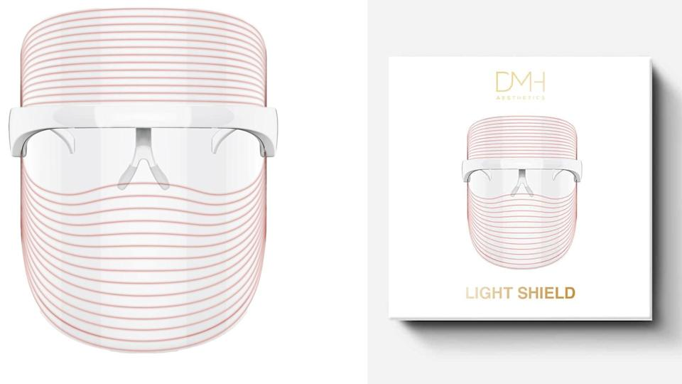 LED LIGHT SHIELD MASK - POOSH, $190.