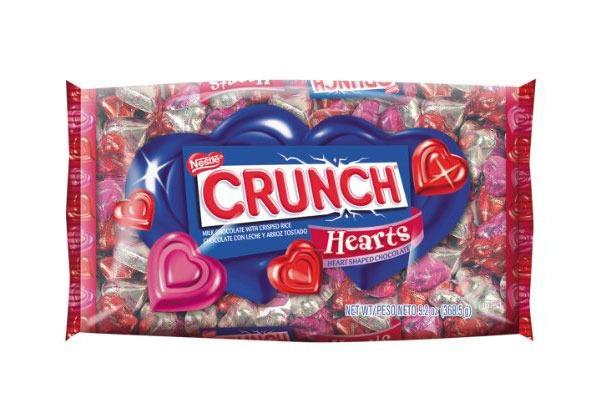 Valentines Candy Ranked nestle