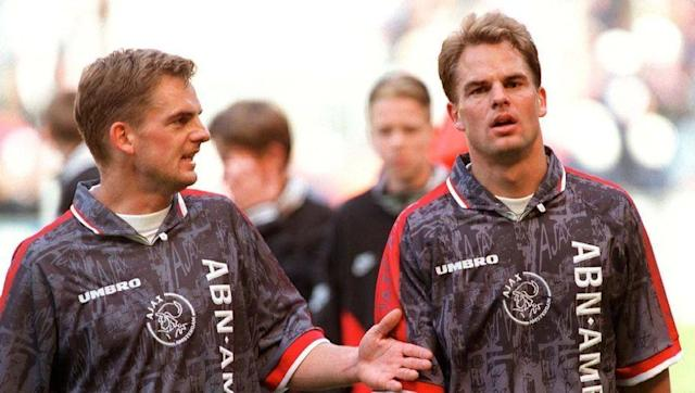 "<p>An inseparable duo. Both de Boers enjoyed huge early success with Ajax, and went on to play for four other teams together after their conquering of the Netherlands. While at a glance, their career paths may be tricky to determine which was the 'better' brother. Their international success is contrasting.</p> <br><p>While Ronald managed 67 appearances for the national side, Frank went on to receive 112 Dutch caps; clearly showing who was more valued.</p> <br><p>They both played together at Ajax, Barcelona, Rangers and Qatari sides Al-Rayyan and Al-Shamal. You can imagine the thought process through the joint signings - ""Which brother is better?""</p> <br><p>""I don't know.""</p> <br><p>""Sod it, we'll buy them both and find out for ourselves.""</p>"